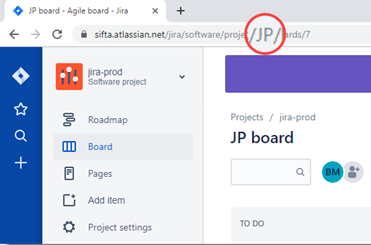 Where to find Jira Project Id